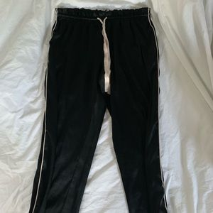 Victoria's Secret silk pajama pants